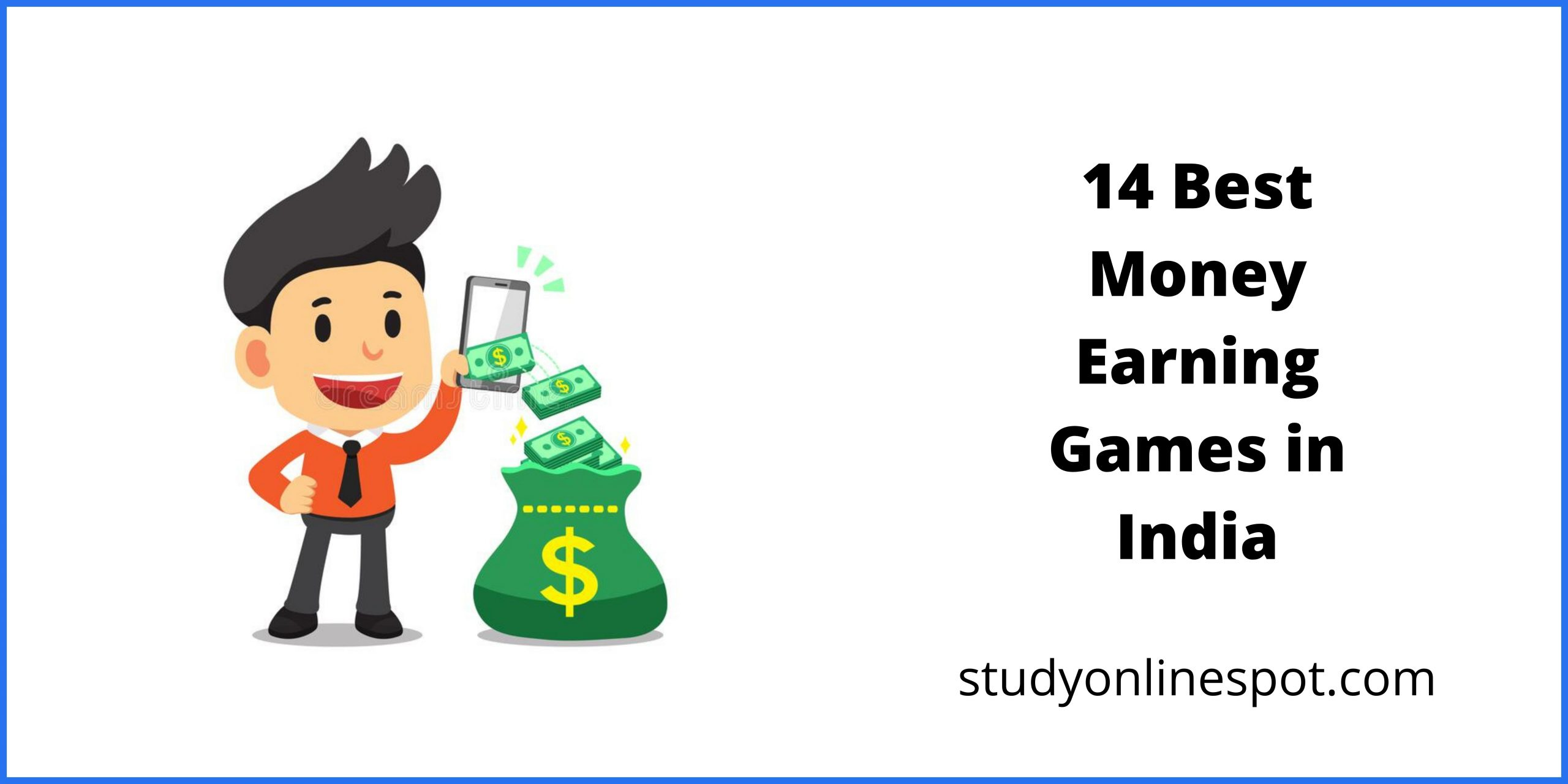 14 Best Money Earning Games in India
