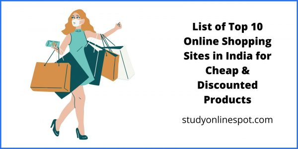 Top Online Shopping Sites In India